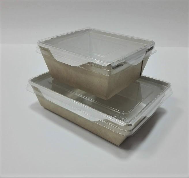 ECO dėžutė 165x120x45mm. Pakuotėje - 10 vnt.