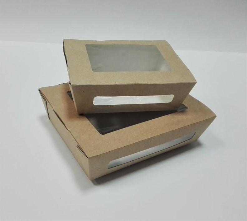 ECO dėžutė 190x150x50mm. Pakuotėje - 10 vnt.