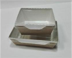 ECO dėžutė 165x120x45mm. Pakuotėje - 10 vnt. Image 1