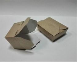ECO dėžutė 168x132x53mm. Pakuotėje - 10 vnt Image 2