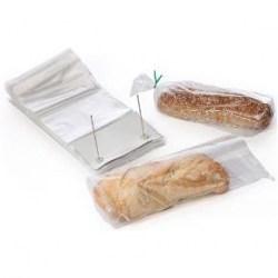 CPP plastikiniai maišeliai 265x320+30 mm Image 0