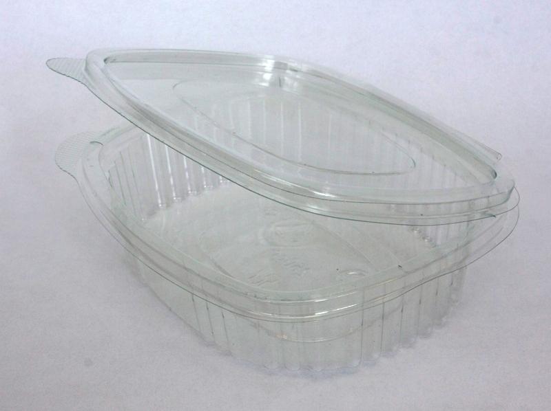 Plastikinis indelis 250 ml su vientisu dangteliu