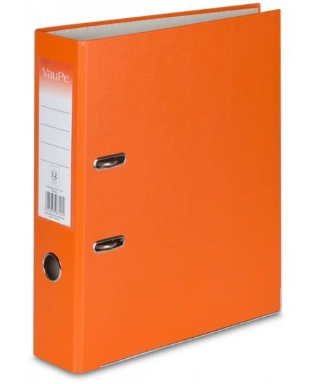 Segtuvas Vaupe A4/70mm, oranžinės sp.